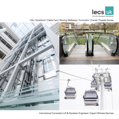 Front Cover Lecs Uk Brochure